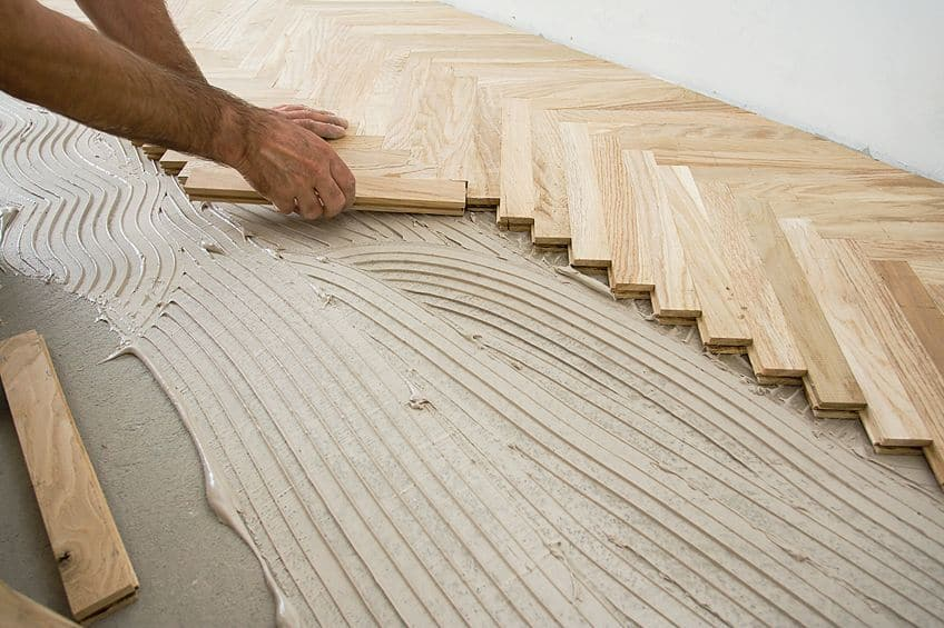 Wooden Floor Adhesives