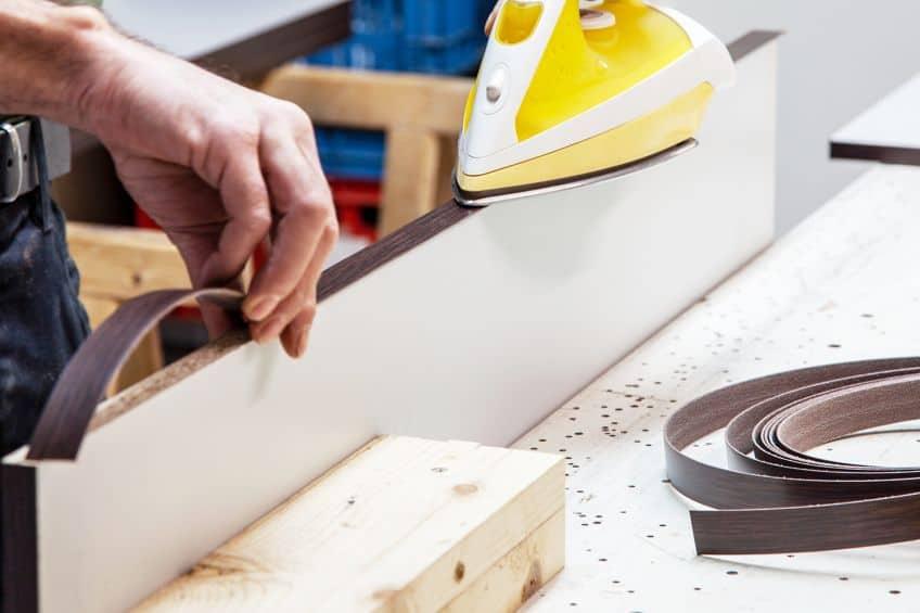 Applying Wood Veneer