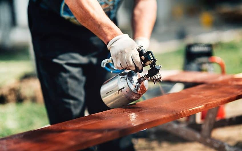Best Sprayer for Lacquer