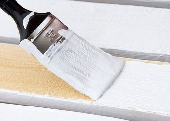 How to Paint Pine Wood