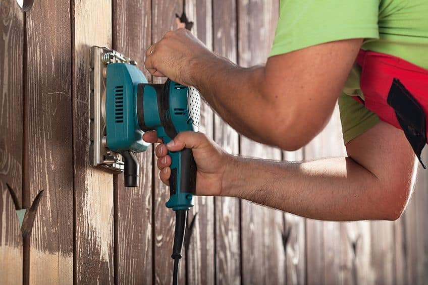 Preparation for Fence Staining