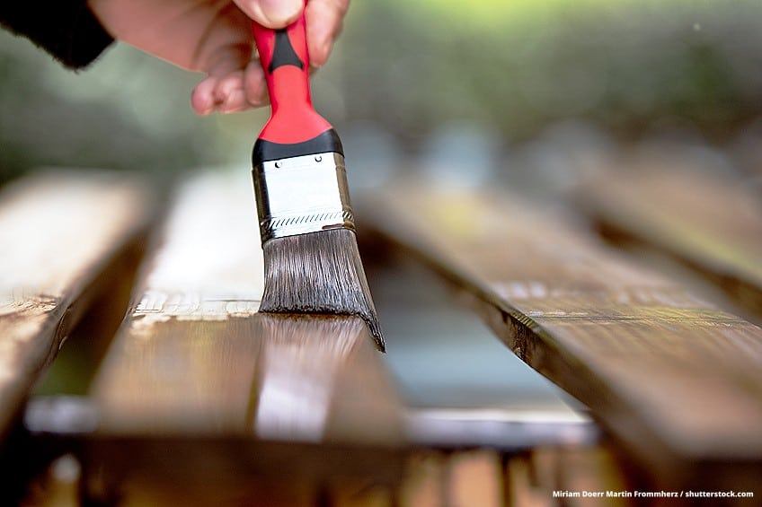 Primer for Pressure Treated Wood