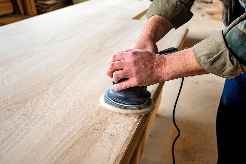 Removing Stain from Wood