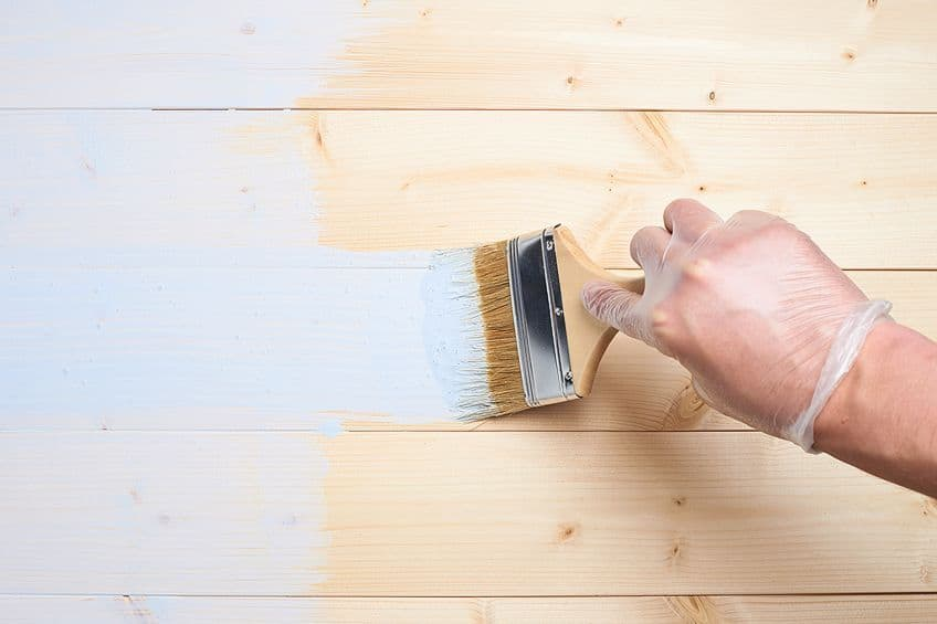 Waterproof Paint for Wood